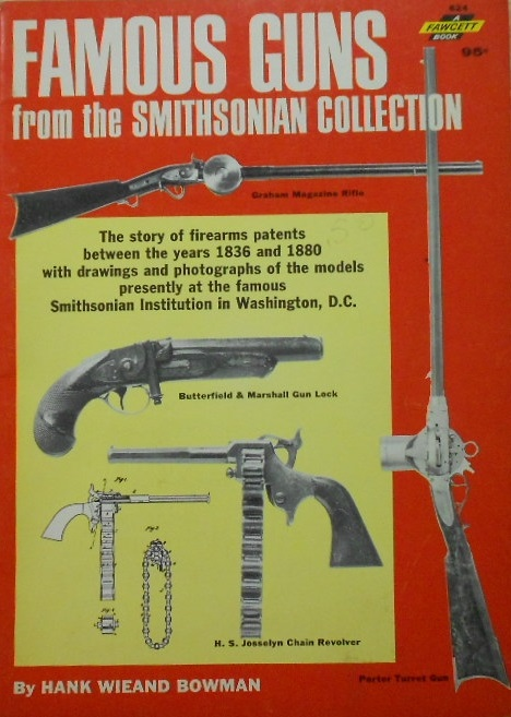 Smithsonian Museum – National Firearms Collection