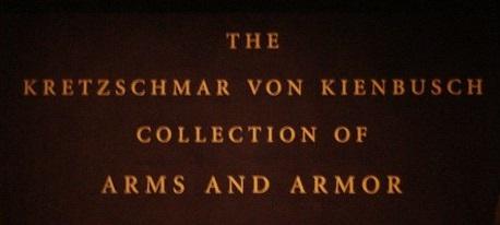 Kienbusch Gallery of Arms & Armor
