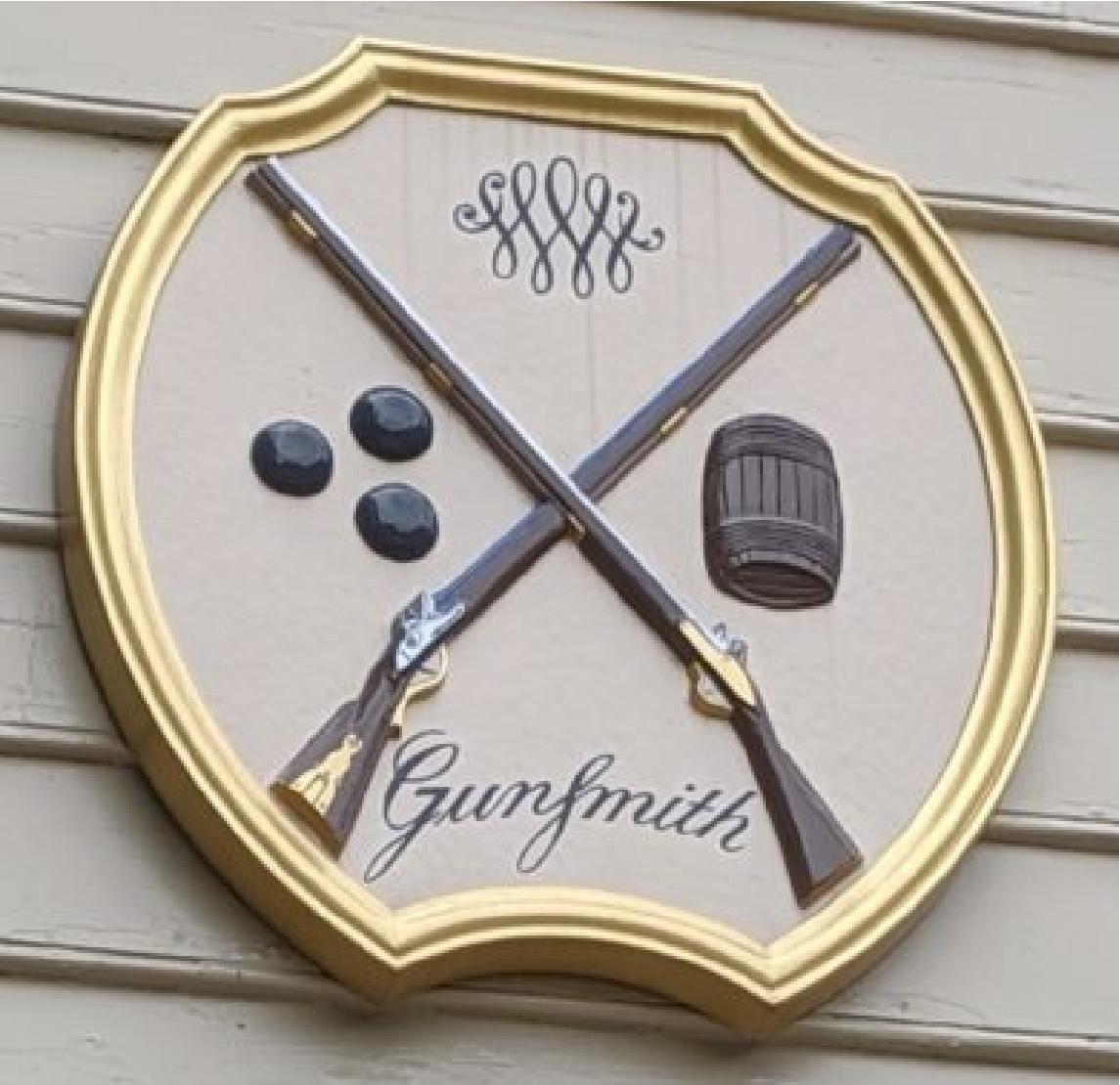 Colonial Williamsburg – Gunsmith Shop